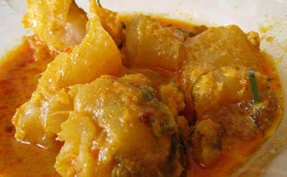 tunjang-khas-padang adrian maulana kuliner tradisional