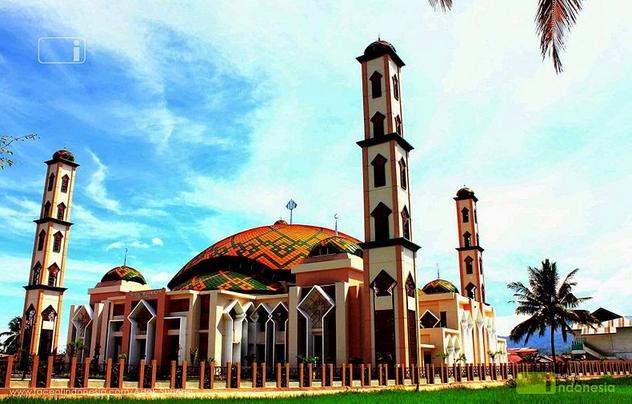 Masjid Agung Al-Muhsinin