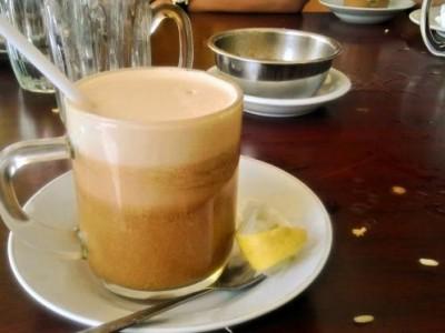 resep cara membuat teh talua