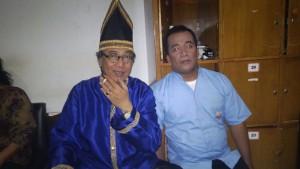 Rendi RM Sari Bundo jadi pemeran di acara Indonesia Kita