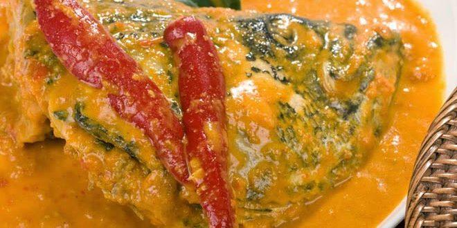 Resep Masakan Padang Gulai Ikan Lezat