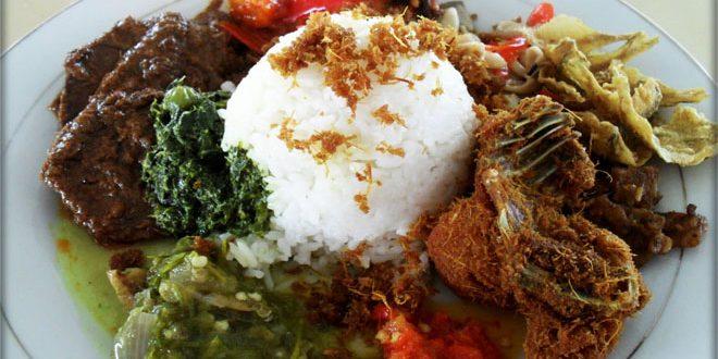 Ini yang Membuat Nasi Padang Masuk Nominator WHAT 2016