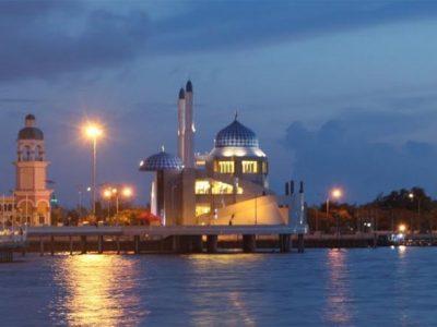 Masjid Pantai Padang akan Jadi Identitas Wisata Halal