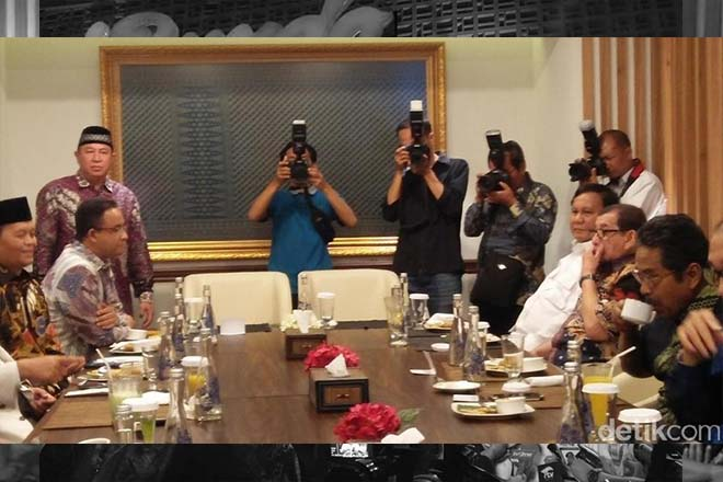 Bertemu Pimpinan PKS di Sari Bundo, Prabowo: Persekutuan Kita Semakin Kuat