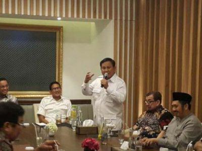 Di Sari Bundo Panglima Polim, Salim Sebut PKS Siap Pimpin Indonesia Bersama Sekutu