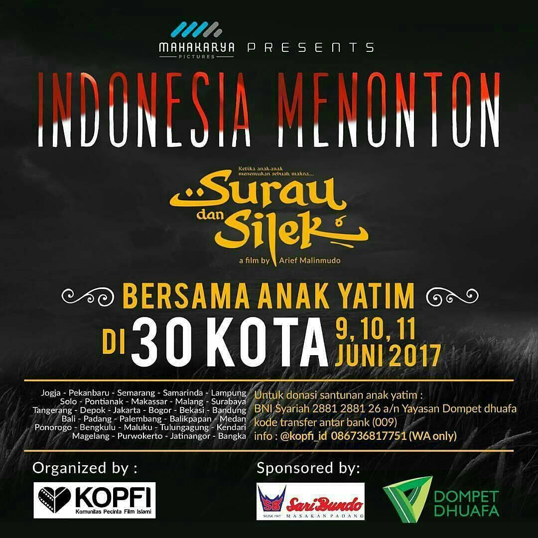 Indonesia Menonton Surau Silek