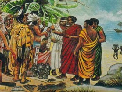 Penemu Benua Amerika, Urang Minang atau Colombus?