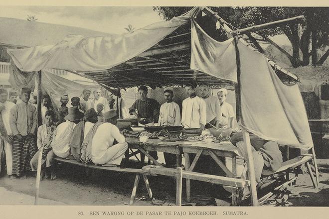 Temuan Sejarah Rumah Makan Padang Sudah Eksis Sejak Se-Abad Lalu
