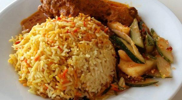 Rasakan Nikmatnya Nasi Biryani Pasar Batipuh Padang