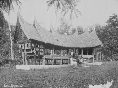 Kampung Minang Saisuak Menceritakan Aktifitas Kesaharian Masyarakat Minang Tempo Dulu