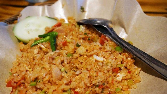 Nasi Goreng Rendang Kini Makanan Nasional Indonesia Sari Bundo