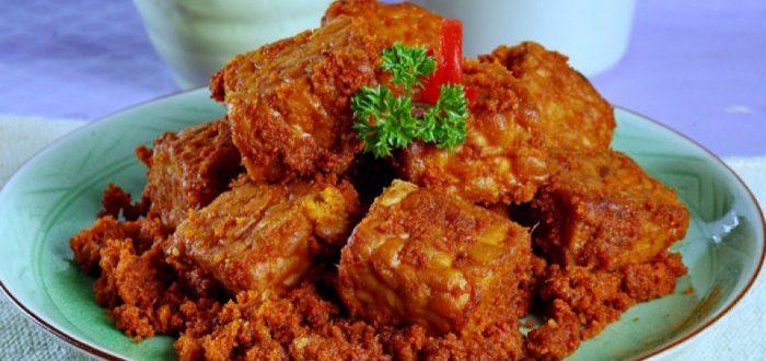 Disangka Rendang Daging, Tahunya Rendang Tempe, Ini Resepnya
