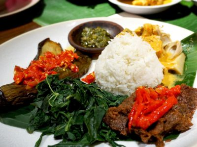 Kalau diibaratkan lauk Nasi Padang, kamu cocoknya jadi apa sih?