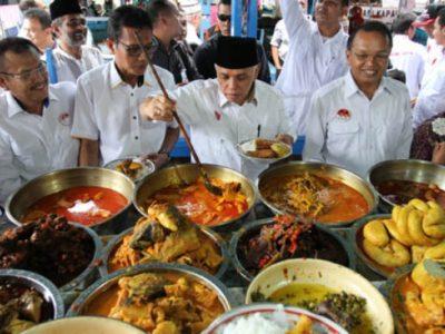 Nama Nasi Kapau Ternyata Berasal dari Nama Sebuah Kampung