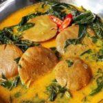 Resep Gulai Jengkol Daun Singkong ala-ala Masakan Padang