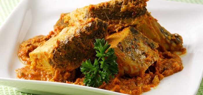 Resep Rendang Tongkol Asap, Variasi Alternatif Rendang Daging Sapi