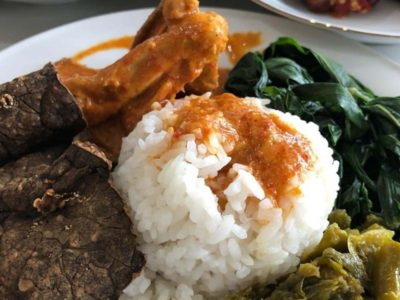 Kumparan.com Sebut Sari Bundo Sebagai Restoran Padang Legendaris u/ Santap Siang