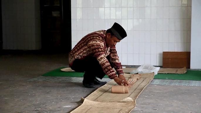 Manuskrip Khotbah Sholat Idul Fitri Terpanjang di Nusantara Kepunyaan Syekh Mato Aia b