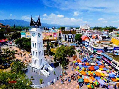Sejarah Kota Bukittinggi, Kota Wisata yang Melegenda