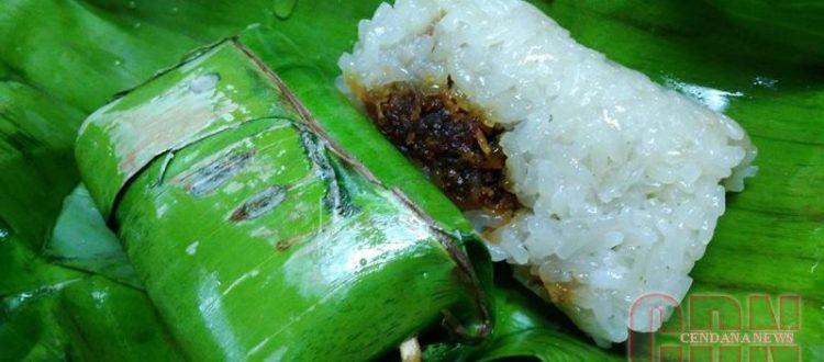 Lamang Golek 'Panggang', Jajanan Tradisional Acara Adat Minangkabau