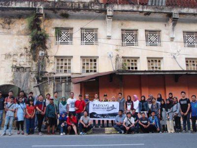 Padang Heritage Walk, Mengenalkan Kota Tua Sejak Zaman Belanda