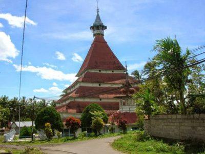 Sejarah Masjid Raya Lima Kaum, Masjid Tertua di Indonesia yang Ada di Sumbar