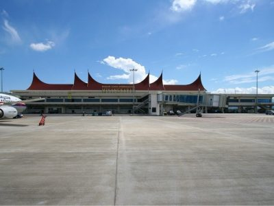 Keren, ATC Bandara Minangkabau Desainnya Anti Gempa
