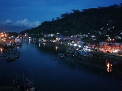Saksi Bisu Sejarah Minangkabau Kota Tua Batang Arau Padang