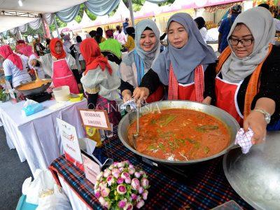 Festival Marandang Awal Desember Buat Jakarta Rasa Minang