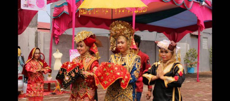 Inilah Tari Galombang, Tari Pengantin dari Minangkabau