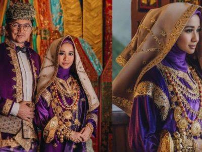 Pakaian Adat Minang Melambangkan Nilai Budaya & Agama Masyarakatnya
