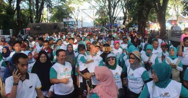 Masyarakat Padang Butuh Car Free Day