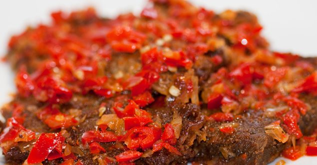 Resep Daging Balado, Untuk Pecinta Makanan Pedas