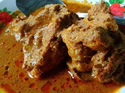 Mengenal Resep Kalio Ayam Khas Padang Mirip Randang