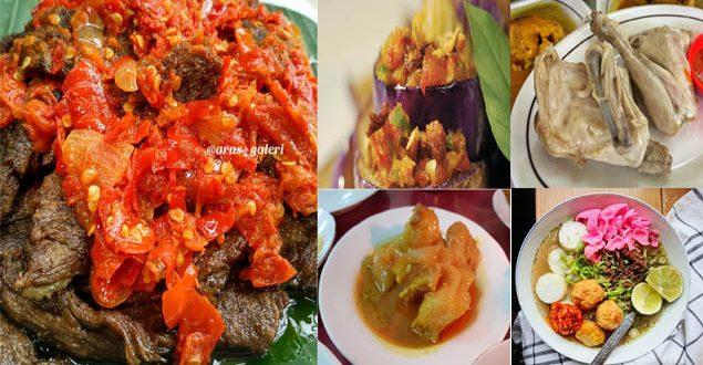 Beberapa Makanan Padang Yang Sayang Kalau Tidak dicoba