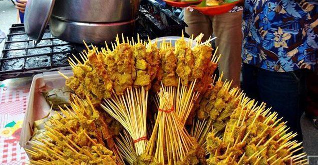 Festival Sate Padang Jalan Permindo Jadi Perhatian Masyarakat