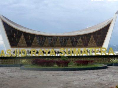 Minangkabau dan Sunda Bangun Ikatan Melalui Masjid Raya Sumbar