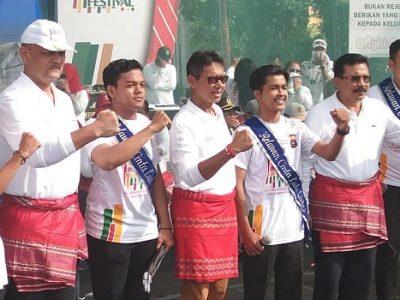 Selamat Berlalulintas Disosialisasikan Generasi Millenial Padang
