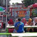 Persatuan Pedagang Sate Kota Padang, Adakan Kegiatan Pasar Sate