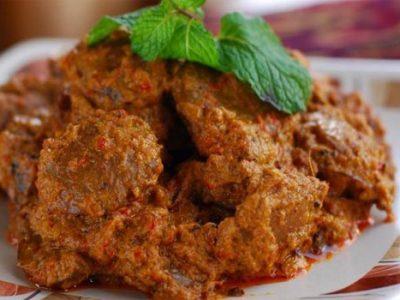 Rendang Masih Jawara Terenak di Dunia, Untuk Kuliner Berbahan Daging