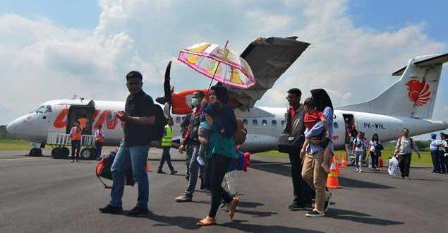 Tingginya Tiket Pesawat Membuat Penumpang Domestik Turun 1,45 Juta Orang