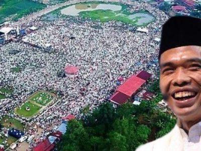Ustaz Abdul Somad Menemukan Kampung Halamanya Saat Berdakwah Di Bukittinggi