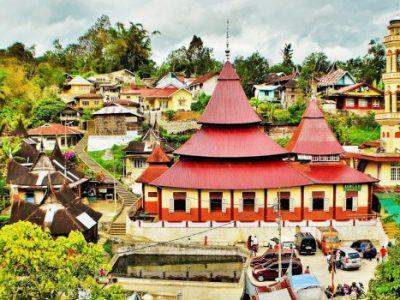 Desa Pariangan Menjadi Tempat Terindah di Dunia
