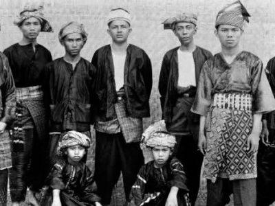 Arti KATO NAN AMPEK dalam istilah Minangkabau