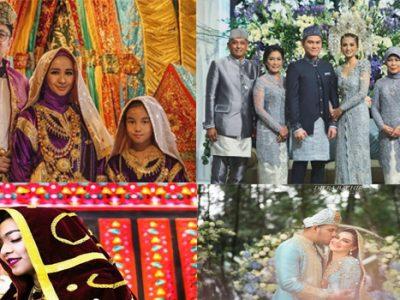 Ini 5 Pasangan Artis yang Mengusung Konsep Minangkabau di Pernikahannya!