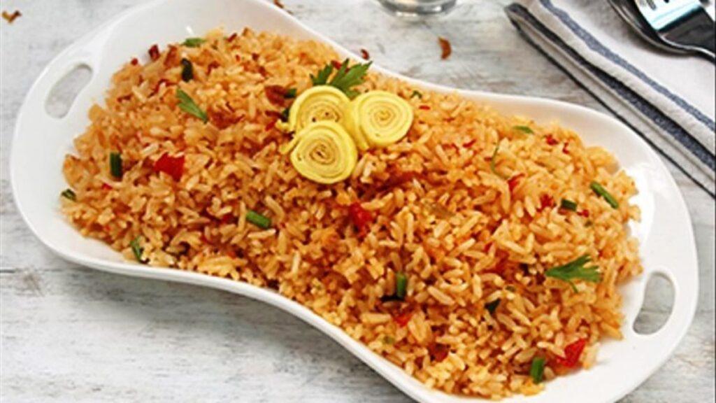 Makanan terenak di dunia nasi goreng