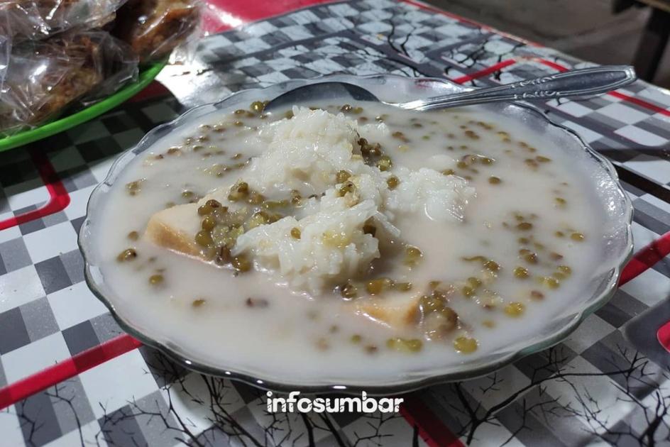 sarapan bubur kacang padi