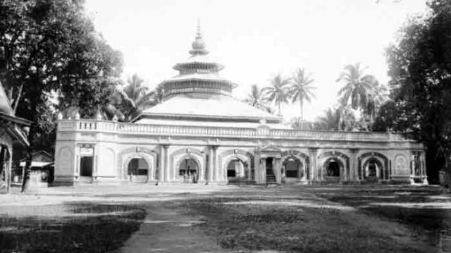 Fakta Unik Kota Padang - Masjid Raya Gantiang - Kumparan